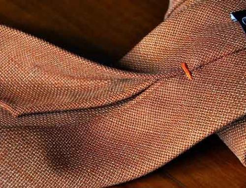Conservare e curare una cravatta: i nostri pratici consigli
